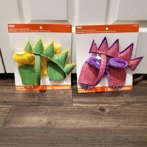 NWT Set of 2 Dino Costume